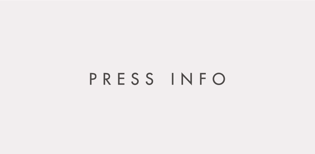 PRESS INFO